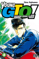Young GTO tome 04