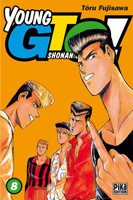 Young GTO tome 8