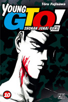 Young GTO tome 10