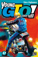 Young GTO tome 17