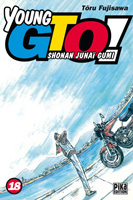 Young GTO tome 18