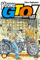 Young GTO tome 19