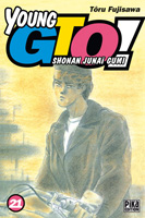Young GTO tome 21
