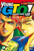 Young GTO tome 28